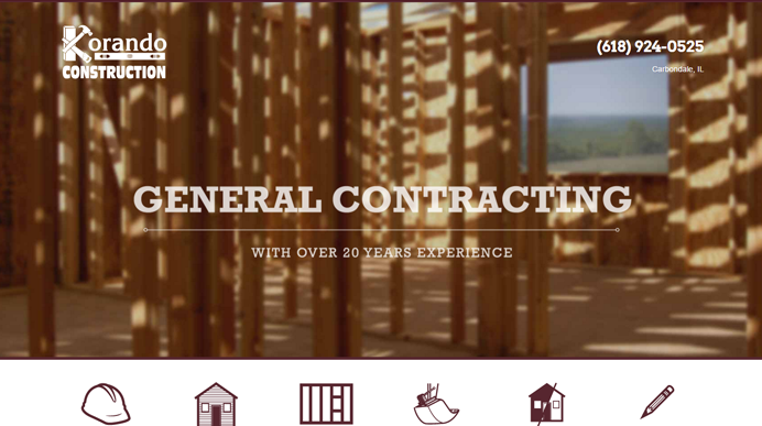 General Contractor in Carbondale, IL