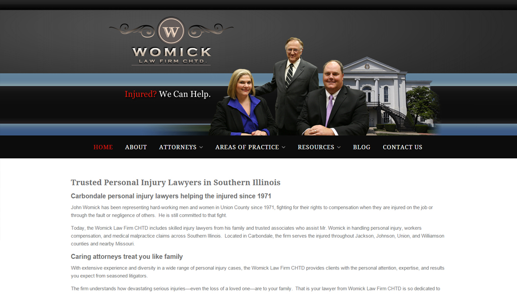 Personal Injury Law Office in Herrin, IL